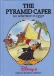 The Pyramid Caper: An Adventure in Egypt