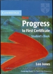 New Progress to First Certificate - Students Book